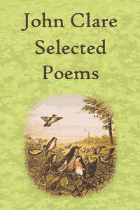the cover of the free ebook John Clare: Selected Poems